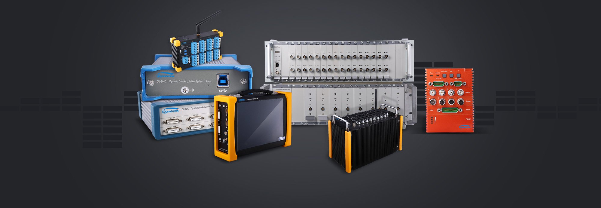 Data acquisition systems——one stop solution